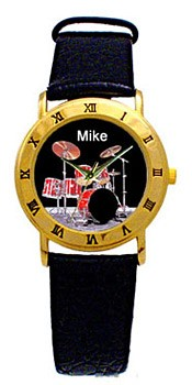personalized drumset watch music gifts for musicians drummer