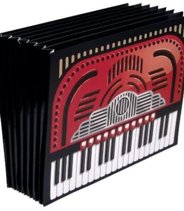 Accordion File Folder by Gamago