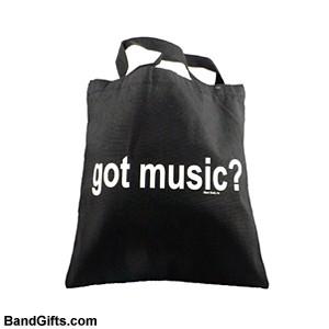 Tote Bag Got Music
