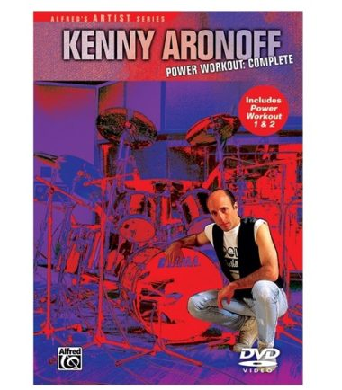 kenny aronoff dvd power workout