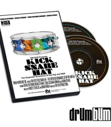 Kick Snare Hat Drum DVD