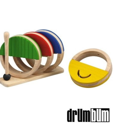 Kids Percussion Toy Set - Plan Toys 64070