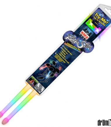 multi-color drumsticks