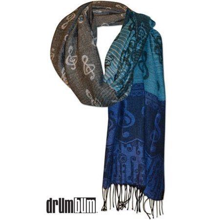 pashmina music scarf