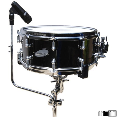 mic holder for snare cymbal music gifts for musicians drummer gifts and occupation gifts. Black Bedroom Furniture Sets. Home Design Ideas
