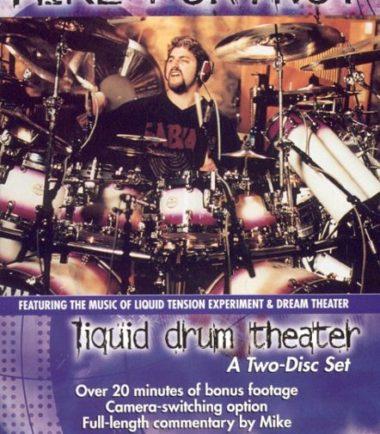 Mike Portnoy Liquid Drum Theater