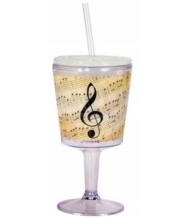 music goblet