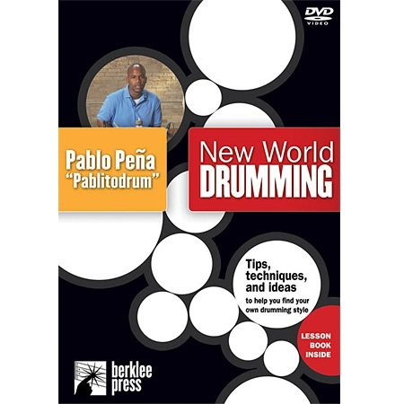 new world drumming dvd