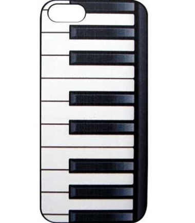 iphone 5 case piano