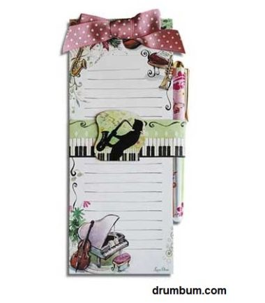 Piano Notepad