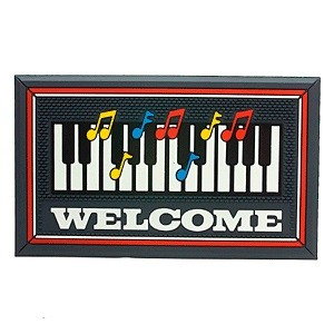 piano door mat