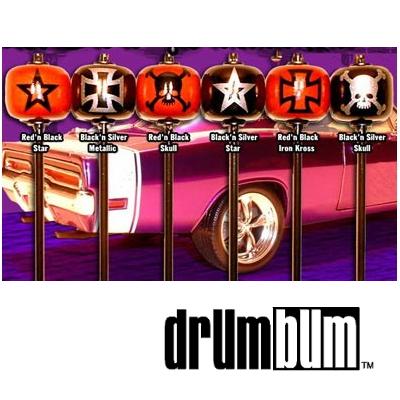 Danmar RT 69 Bass Drum Beaters