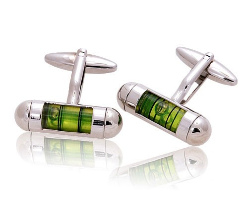 45123afbe59 Level Cuff Links