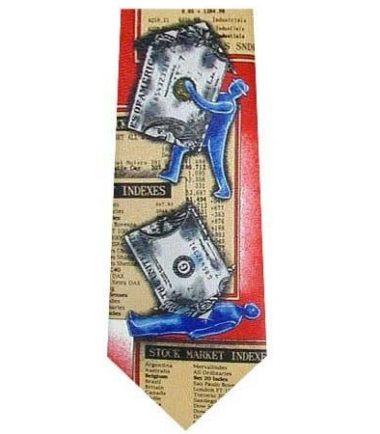 stockbroker tie