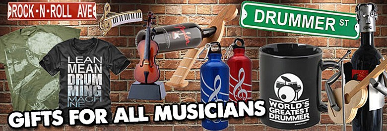 Gifts for all Musicians