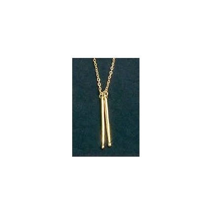 drumsticks necklace