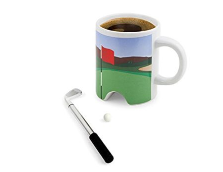 golf mug for golfer