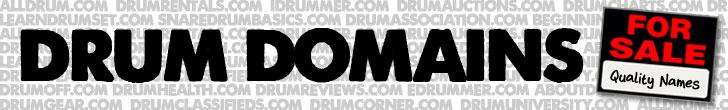 Drum Domains