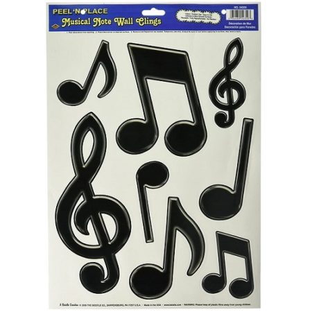 Music Note Wall Decorations