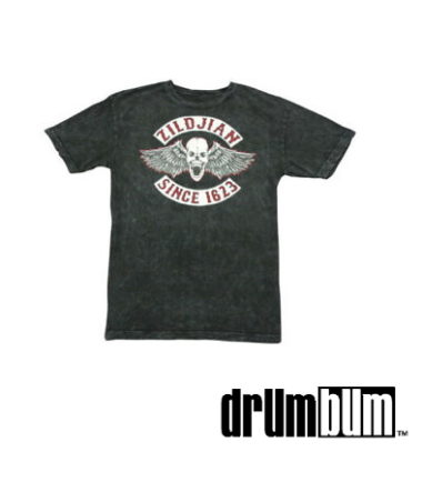 Zildjian Black Skull T-shirt